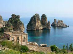 Castellemmare Del Golfo, Sicily Italy