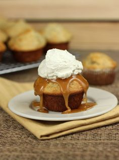 How to Make the Best Banana Muffins (and Caramel) Better