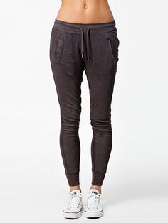 Picass Jersey Pants - Vila - Grau - Hosen & Shorts - Kleidung - Frau - Nelly.at Mode Online