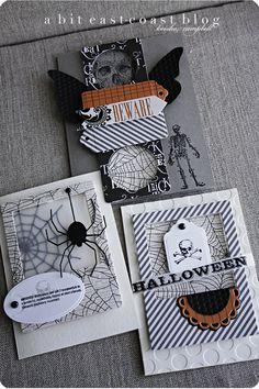 Teresa Collins Designs-Halloween cards - Scrapbook.com