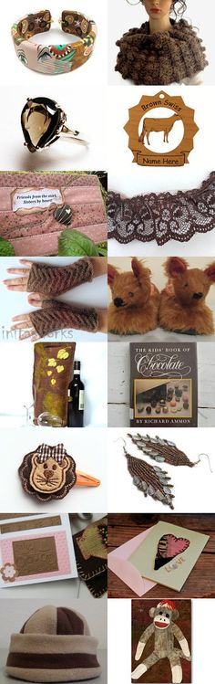 Eat More Chocolate by Celebration Times by Virginia Soskin on Etsy--Pinned with TreasuryPin.com