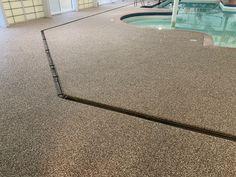 12 Best Rubber Pool Deck Images In 2017 Pool Decks