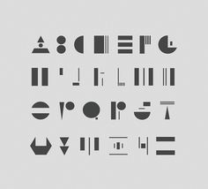 Experimental Typography on Behance
