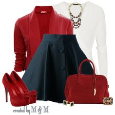 """YES!!!  """"~MONDAY @ THE OFFICE~"""" by marion-fashionista-diva-miller on Polyvore"""