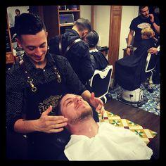 Félicitations a Alexis marié avant la fin de la journée  #tonsor #tonsor_cie #tonsorcie #gentlemenssocialclub #dustyleetdesbonnesmanieres #coiffeur #cigars #cigare #frenchtouch #barbier #barbers #barberlife #barbershop #barbershopconnect #barberworld #barbergang #men #menstyle #carmes #toulouse #frenchbarber #france #fashionmen #livestyle #lifestyle by tonsor_cie