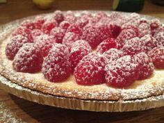 Lemon Raspberry Tart Recipe