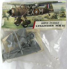 Lysander Mk II  Airfix