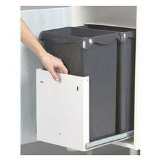 Poubelle En Inox De 24l Poubelle Filing Cabinet Furniture Et