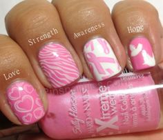 Breast Cancer Awareness ... go PINK for October!