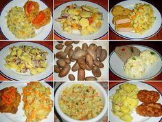 Bramborový salát bez majonézy: recepty a tipy. • Bramborový salát jako od babičky? Raději jen jednou za rok. • Bramborový salát od prababičky? Proč ne! • Dříve Baked Potato, Salads, Tacos, Potatoes, Mexican, Baking, Ethnic Recipes, Food, Bakken