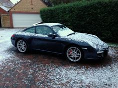 Porsche 911 997.2 Carrera 4S a great all year round drivers car.