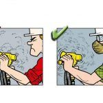 Yanlış ve Doğruları ile İnşaatta İş Güvenliği | İnşaat Gündemi Safety Cartoon, Health And Safety, Signs, Comics, Shop, Poster, Fictional Characters, Shop Signs, Cartoons