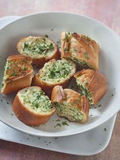 Garlic Bread (pain à l ail)