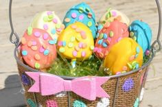 8 Do-It-Yourself Easter Baskets Slideshow | The Daily Meal