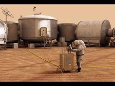 No Man's Land: Where on Mars Should Astronauts Go? 3/4/16 Inside the first meeting of the committee to colonize the Red Planet-Scientific American