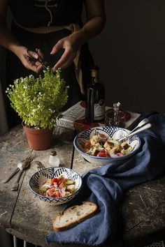 PANZANELLA TOSCANA | Sweet And Sour