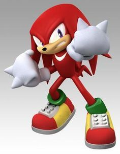 Knuckles the echidna in Sonic Boom - knuckles the echidna fan club Photo (36696904) - Fanpop Shadow The Hedgehog, Sonic The Hedgehog, Hedgehog Game, Big The Cat, Sonic Party, Dark Brotherhood, Amy Rose, Archie Comics, Sonic Boom Knuckles