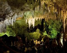 Caverns And Caves In Texas - Bing Images Inner Space Cavern