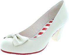 Lola Ramona  Elsie,  Damen Elsie , Weiß - weiß - Größe: 3…