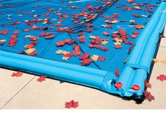In-Ground Pool Leaf Catchers - In-Ground Pool Leaf Net Covers http://www.intheswim.com/p/in-ground-leaf-catchers
