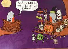 Haha some autumn halloween humour Halloween Jokes, Halloween Queen, Halloween Items, Fall Halloween, Happy Halloween, Halloween Decorations, Funny Halloween Quotes, Halloween 2018, Halloween Party