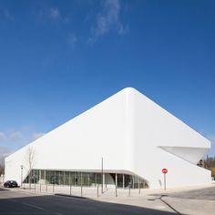 Christophe Gulizzi Architecte : Complexe sportif Atlantis
