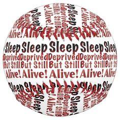 Sleep Deprived But Still Alive in FireandBrimstone Softball