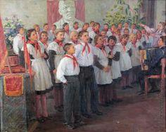 Сычков Ф. В. Пионерский хор