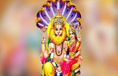 This powerful chant - Narasimha Gayatri Mantra is dedicated to Lord Narasimha, the half-man and half-lion form of Lord Vishnu.