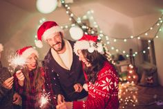 10 Christmas party ideas full of holiday cheer