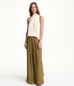H&M Pantalon plissé 49,99 $