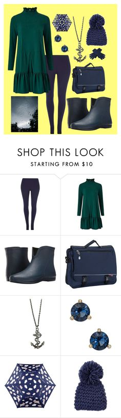 """""""Untitled #616"""" by moestesoh ❤ liked on Polyvore featuring Dorothy Perkins, Traffic People, Dirty Laundry, CalPak, Zara Taylor, Kate Spade, Radley, BCBGeneration and Black"""
