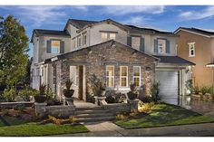 Bellmore At Parkgate by Standard Pacific Homes in Elk Grove, California