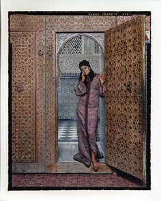 Photo Gallery: Lalla Essaydi's Harem Girls