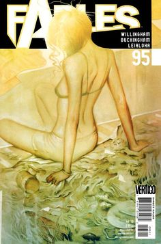 Fables #95 White Roses, Red Roses, Comic Book Covers, Comic Books, Fables Comic, The Wolf Among Us, Vertigo Comics, Read Comics Online, Comic Artist