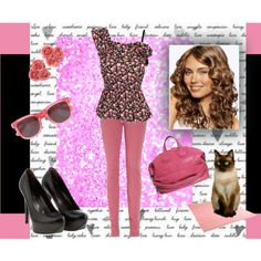 I'm no beauty queen, i'm just beautiful me, created by me, sugarbear98.polyvore.com