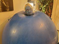 Blueberry Girl, Fruit Costumes, Buddha, Statue, Sculptures, Sculpture