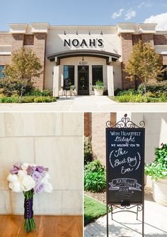 Scott and Katie had such a beautiful wedding at Noah's Event Venue. One of my absolute favorite thing about their wedding, aside from her stunning gown and details, was how involved they had their kids. Katie has two children and Scott had one and they made them a big part of the day. From Scott…