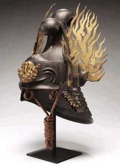 Japanese samurai helmet, Edo period (18th century)