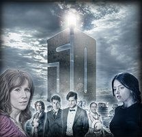 DOCTOR WHO 50TH POSTER by Umbridge1986