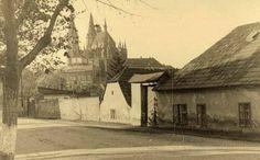 Zahradni ulice pol.20.let 20.stoleti Sb.VS