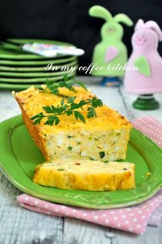 In my coffee kitchen: Pasztet jajeczny Vegan Recipes, Cooking Recipes, Vegan Meals, Polish Recipes, Polish Food, Appetisers, My Coffee, Food Inspiration, French Toast