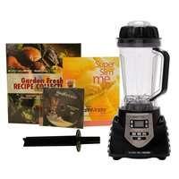 Montel Williams HealthMaster Elite Fruit & Vegetable Blender Emulsifier : HLTH-MSTR-BLNDR : VMInnovations.com