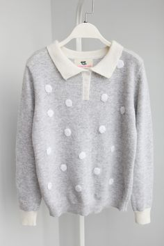 $31 Cute Sweater. I know it's almost Summer but I still look at sweaters.. I adore cute sweaters like this.
