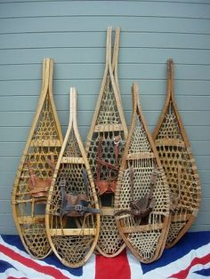 I know that I shouldn't complain, but after 5 months of winter I would rather be canoeing. Wooden Sledge, Winter Fun, Winter Travel, Ice Show, Indian Heritage, Lodge Decor, Winter Pictures, Camping And Hiking, World Cultures