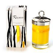 Rigaud Yellow Tournesol Candles