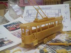 Paste Model Railroad Photo 1