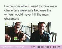 No One Is Safe… No One! Divergent   :,(((