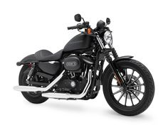 New Harley-Davidson Iron 883 Model is Dressed for a Dark Ride
