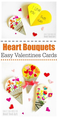 Easy Heart Bouquet C